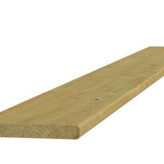 Scandinavisch vuren plank 1,8 x 14,5 x 540 cm (Art. 06412)