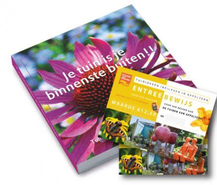 Tuinwijshedenboekje + 2 Entreekaarten