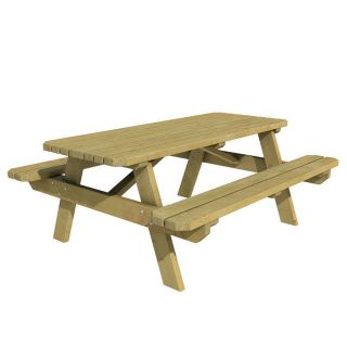 Picknicktafel Easy 180 x 70 cm (Art. 11010)