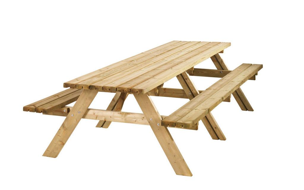 Picknicktafel Lange Jan (Art. 11020)
