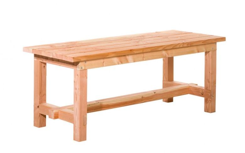 Douglas tafel Tiemen onbehandeld (Art. 11620)