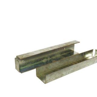U-profiel betonplaat hoekbevestiging (Art. 19025)