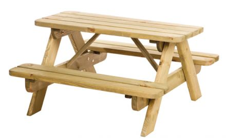 Junior picknicktafel Bjorn (art. 11018)