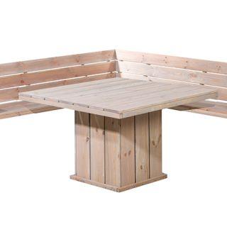Lounge hoekbank Yasmine 210 x 210 cm (Art. 11650)