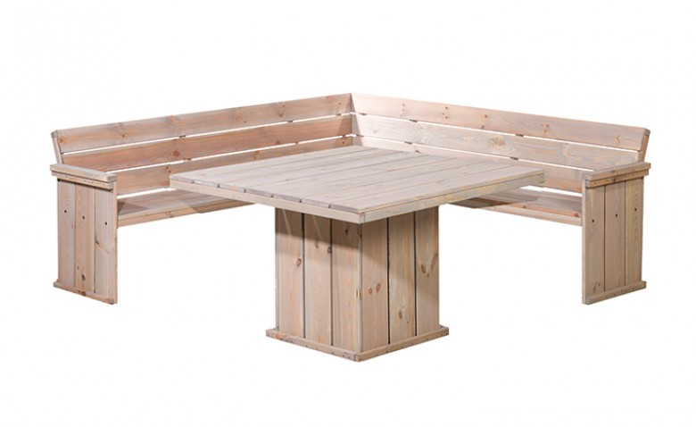 Lounge Tafel Ismay 118 x 118 x 80 cm (Art. 11655)