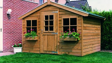Tuinhuis De Vlaamse Gaai