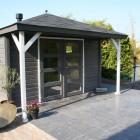Tuinhuis Amstel 01 (Tuinhuis 4 x 3 meter)