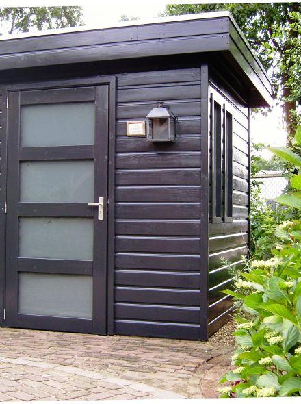 Tuinhuis IJssel 01 (Tuinhuis 2,5 x 2 meter)