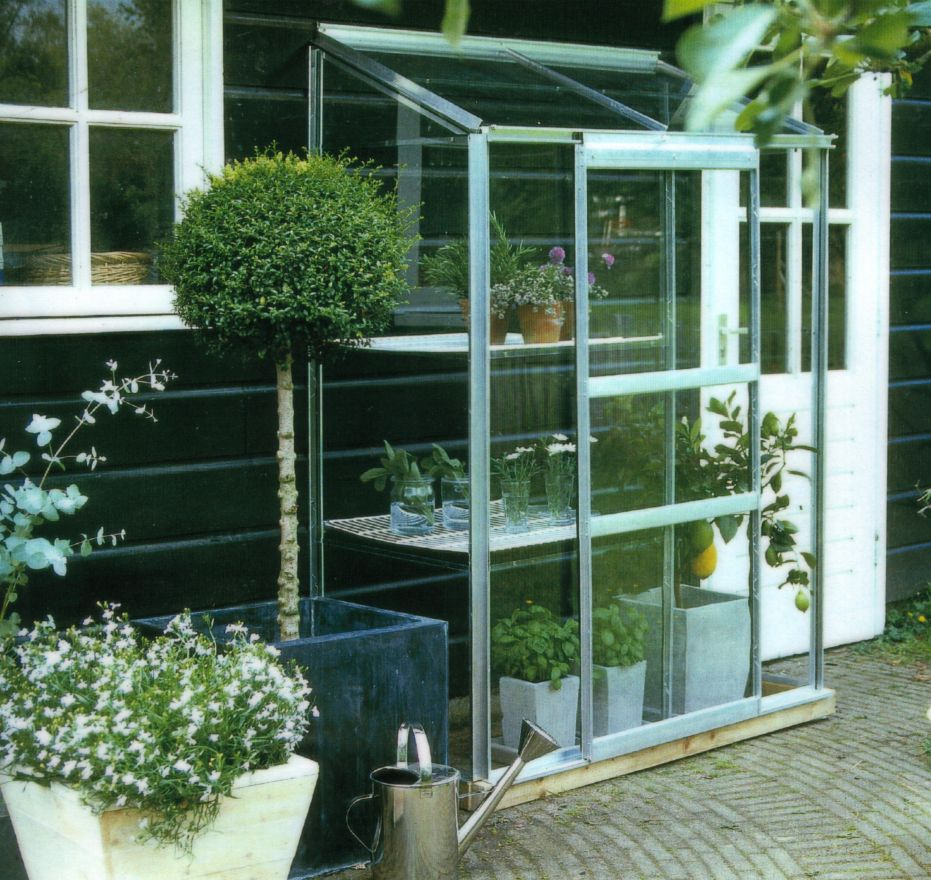 Muurkas WALLGARDEN 42, tuindersglas 3mm
