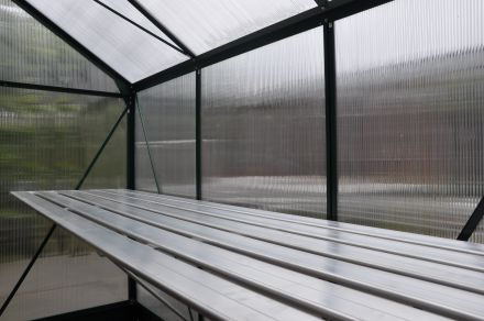 Kweektafel ALU GROWER 200 X 62,5 CM