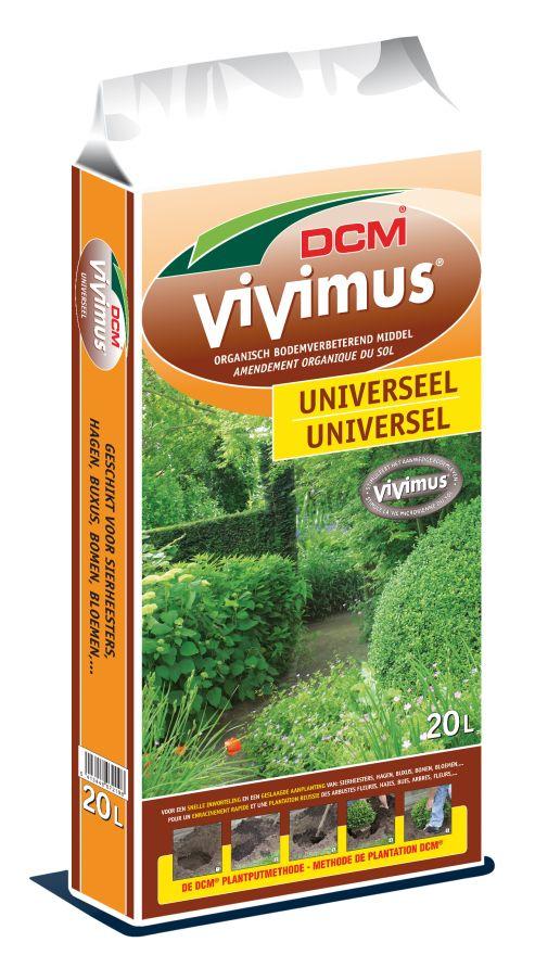 DCM Bodemverbeteraar Vivimus Universeel (20 ltr)