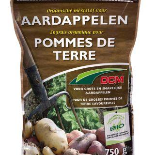 DCM Meststof Aardappelen 750 gram (Bemesting moestuin)