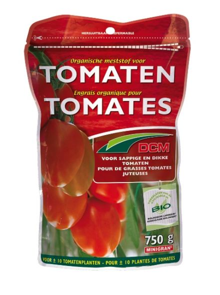 DCM Meststof Tomaten 750 gram (Bemesting moestuin)
