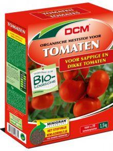 DCM Meststof Tomaten 1,5 kilogram (Bemesting moestuin)