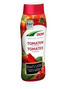 DCM Vloeibare Meststof Tomaten & Groenten 0,8 liter (Moestuin bemesting)