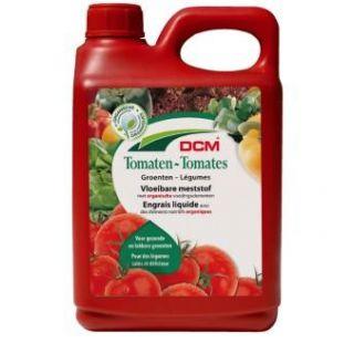 DCM Vloeibare Meststof Tomaten & Groenten 2,5 liter (Moestuin bemesting)