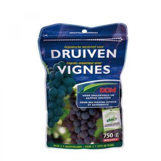 DCM Meststof Druiven 750 gram (Bemesting voor druiven, Druivelaar)