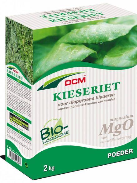 DCM Kieseriet 2 kilogram (magnesiumhoudende meststof)