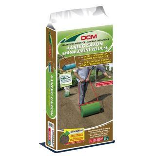 DCM Meststof Aanleg Gazon 10 kg (Gazonbemesting voor 100 / 200 m2)