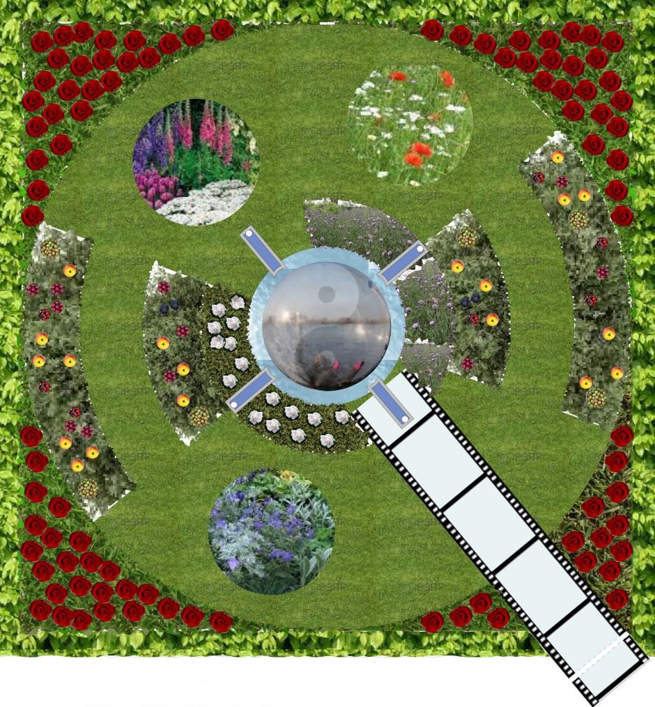 Verbeelding in de Tuin der Lusten