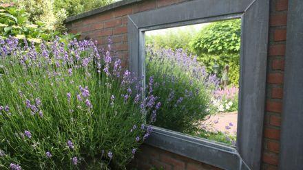 Tuinspiegels - Spiegels voor buiten - Metalen buitenspiegels