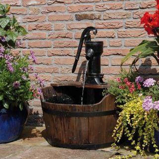 Waterornament Acqua Arte set Newcastle (Ubbink Garden, art. 1387020)
