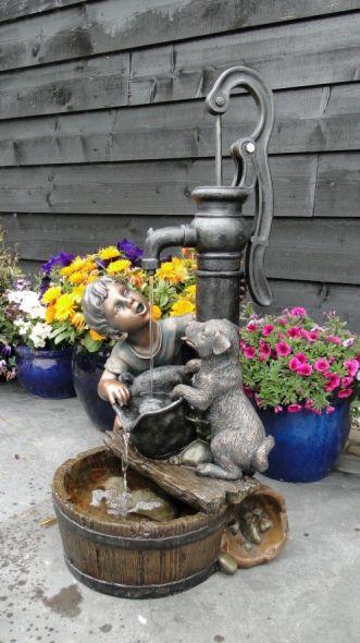 Waterornament Acqua Arte set Regina (Ubbink Garden, art. 1387045)