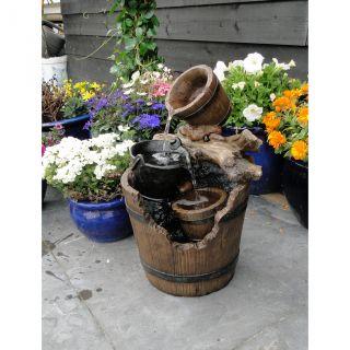 Waterornament Acqua Arte set Portland (Ubbink Garden, art. 1387065)