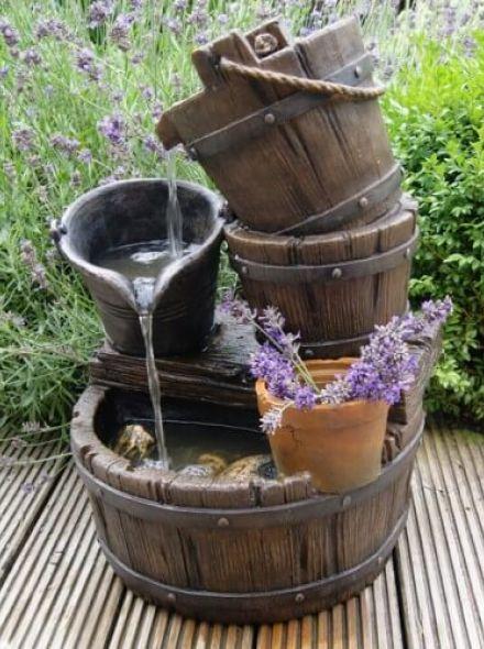 Waterornament Acqua Arte set Halifax (Ubbink Garden, art. 1387046)