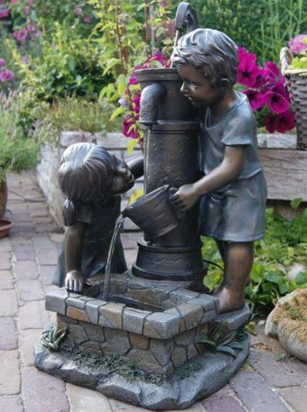 Waterornament Acqua Arte set Atlanta (Ubbink Garden, art. 1387016)