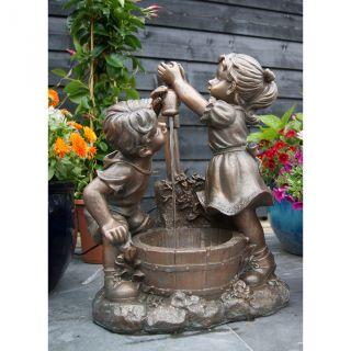 Waterornament Acqua Arte set Memphis (Ubbink Garden, art. 1387059)