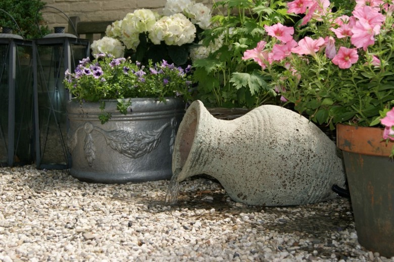 Waterornament Acqua Arte set Larissa (Ubbink Garden, art. 1308305)