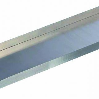 Wolga beekloop start element roestvrij staal 4x30x98cm  (Ubbink Garden, art. 1312013)