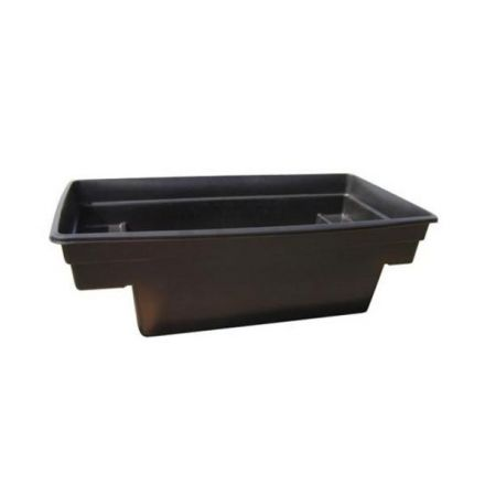 Quadra C2, inhoud 1500 liter 118x225x70cm (Voorgevormde vijvers Quadra PE, Ubbink Garden)
