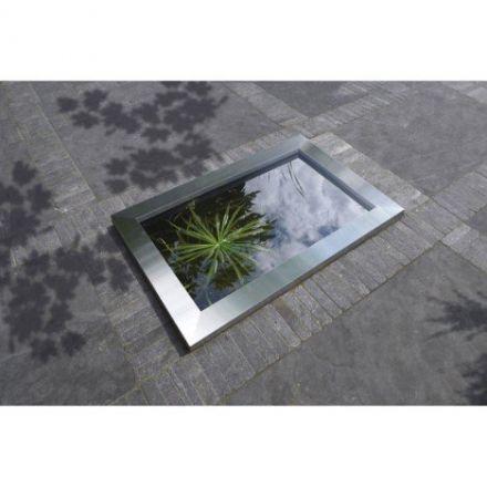 Frame voor Quadra C3 roestvrij staal (Quadra deco, Ubbink Garden)