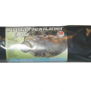 Vijverfolie AquaFlexiLiner 3x4,5m 0,6mm EPDM (Rubberfolie, Ubbink Garden art.1336135)