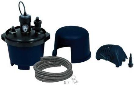 BioPressure drukfilter Plus set 3000 incl. UVC 5W UVC en Powermax filterpomp 2200 Fi (Ubbink Garden vijverfilter systeem, art.1355406)