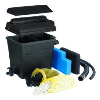 FiltraClear 2500 Plus set 2-kamer filter incl. UVC 5W en Elimax vijverpomp 500 (Ubbink Garden vijverfilter systeem, art.1355164)