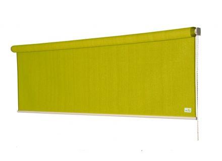 Rolgordijn breed 2,96 x 2,4 meter Lime groen (Nesling)