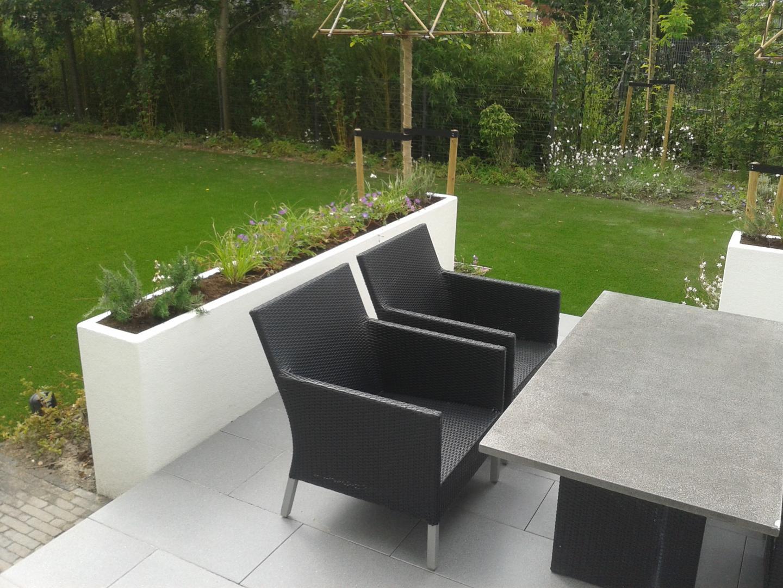 Kindvriendelijke tuin met Platoflex en Royal Grass