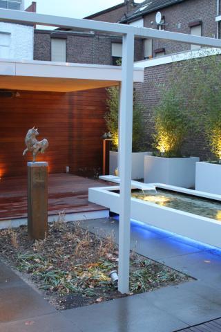 Lounge tuin Kerkrade