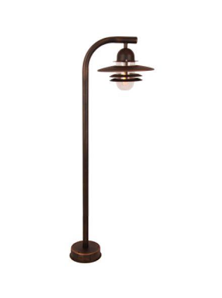 SELVA zwart / brons (3088)