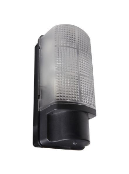 Dag en nacht SENSOR zwart (7055-10, Buitenlamp met bewegingsmelder)