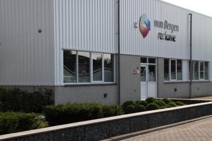 Onderhoudsvriendelijke bedrijfstuin in Wouw