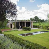 Moderne Relaxtuin in Roosendaal