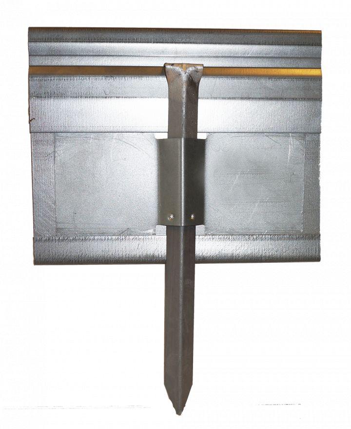 StaalLight 160V Kantopsluitingssysteem (2 Pakketten – totaal 40 lengtemeter metalen kantopsluiting)