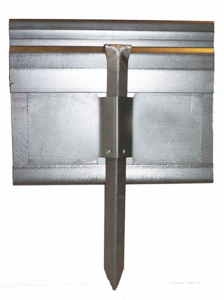 StaalLight 160V Kantopsluitingssysteem (5 Pakketten – totaal 100 lengtemeter metalen kantopsluiting)