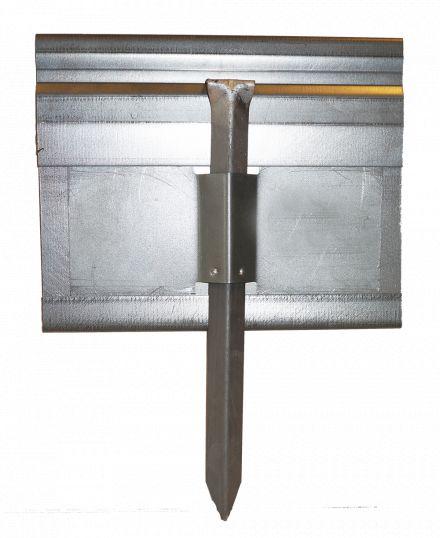 StaalLight 160V Kantopsluitingssysteem (8 Pakketten – totaal 160 lengtemeter metalen kantopsluiting)