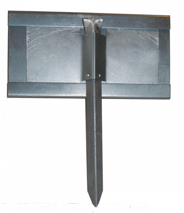 StaalLight 110V Kantopsluitingssysteem (2 Pakketten – totaal 40 lengtemeter metalen kantopsluiting)