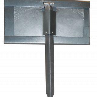 StaalLight 110V Kantopsluitingssysteem (6 Pakketten – totaal 120 lengtemeter metalen kantopsluiting)